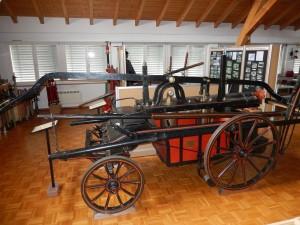 Motorenspritze Feuerwehrmuseum Kradolf-Schönenberg, Thurgau
